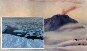 ანტარქტიდის განკითხვის დღე: ყინულის ქვეშ მყოფი ვულკანები შეიძლება ამოიფრქვეს და პლანეტა 'დაუსახლებელი' გახადონ