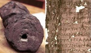 «ამ გრაგნილების შესწავლის შემდეგ,  ისტორიის გადაწერა იქნება საჭირო» – აცხადებენ მეცნიერები