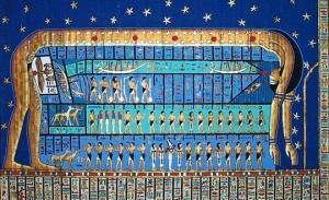 ვარსკვლავებიანი ცის რუქა ეგვიპტურ აკლდამაში: შეცდომა თუ საიდუმლო ცოდნა?
