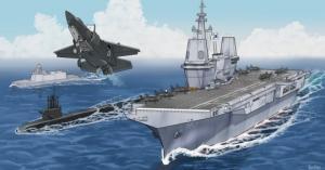 ახალი თაობის 5 სამხედრო ხომალდი, რომელსაც უახლოეს მომავალში ვიხილავთ