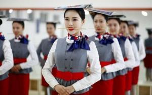 """,,ბორტგამცილებლების სპარტანული გაწვრთნა ჩინეთში"""" - ასეთ რამეს ჯარშიც ვერ ნახავთ"""