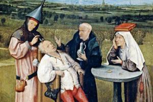 შუა საუკუნეების უჩვეულო და საინტერესო მკურნალობის მეთოდები - ასე ექცეოდნენ ექიმები პაციენტებს