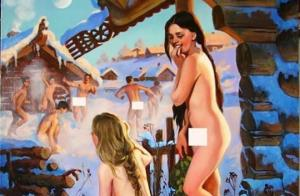 რას აკეთებდნენ გოგონები სქესობრივ ურთიერთობამდე ძველ რუსეთში