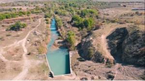"""როდის ამოვა წყალი მდ """"იორიდან"""" დედოფლისწყაროში - პროექტზე 38 მილიონი დაიხარჯება"""