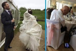 სიგიჟეა თუ ქორწილი? - ყველაზე ცუდი, რა შეიძლება მოხდეს ქორწილში