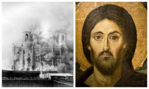 ქრისტე მაცხოვრის ტაძრის განადგურების წლისთავზე
