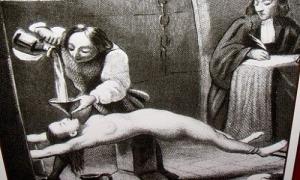 ყველაზე სასტიკი წამების მეთოდი, რომლისაც ყველა ქალს ეშინოდა