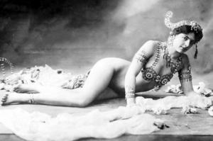 მატა ჰარი: ჯაშუში, კურტიზანი და უბრალოდ ლამაზმანი