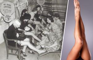 აი როგორ შემოვიდა სინამდვილეში მოდაში ქალებისთვის გლუვი და გაპარსული ფეხები- ჰიგიენის გამო ნამდვილად არა