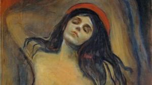 """ედვარდ მუნკის თბილისელი """"მადონა"""". რატომ არის დასაფლავებული თბილისში ნორვეგიელი მწერალი ქალი, რომელიც მუნკის მუზა იყო"""