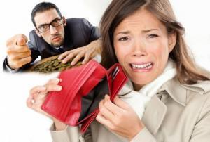 რატომ ეძახიან ხელმოჭერილ მამაკაცს ძუნწს და ქალს - ეკონომიკურს?