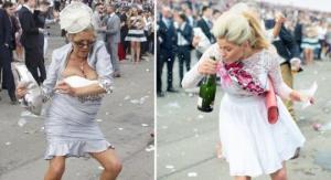 """""""ლედის დღე"""": ბრიტანელმა ქალბატონებმა ზღვარგადასული გართობით ყველა შოკში ჩააგდეს"""