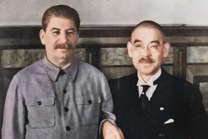 """იაპონია-საბჭოთა კავშირის პაქტი ნეიტრალიტეტზე ანუ როგორ """"გადააგდო"""" სტალინმა იაპონიის იმპერატორი"""