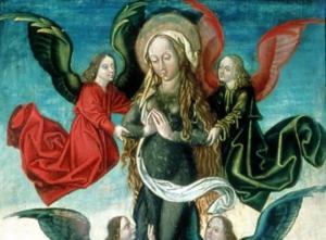 დაკარგული სახარება -  უძველესი ხელნაწერი, რომელიც ამტკიცებს, რომ იესომ ცოლად შეირთო მარიამ მაგდალინელი და შეეძინა შვილები