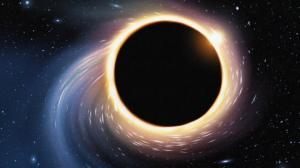 რა ხდება შავ ხვრელში?