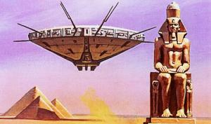 რატომ ფიქრობენ მეცნიერები, რომ ეგვიპტის ფარაონები უცხოპლანეტელები იყვნენ. უფოლოგების ყველაზე დიდი საგანძური