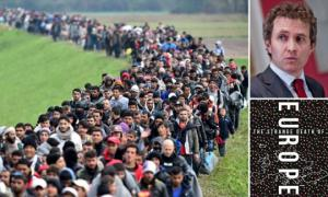 ევროპის უცნაური სიკვდილი