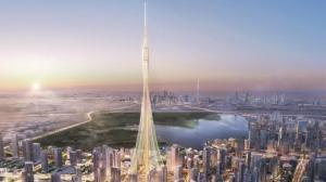 მსოფლიოში ყველაზე მაღალი ცათამბჯენის მშენებლობა კოვიდის გამო შეჩერებულია