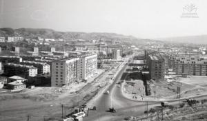 გასული საუკუნის 60-იანი წლების თბილისის უნიკალური ფოტოები