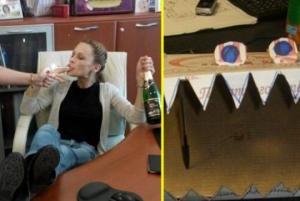 რა ხდება ოფისში, როდესაც დირექტორი შვებულებაშია - სახალისო კრებული