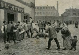 1859 წლის ანტიალკოჰოლური ბუნტი რუსეთში