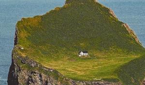 ყველაზე «მარტოხელა» სახლი მსოფლიოში