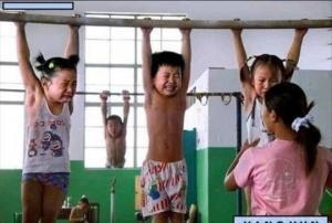 მედალის მეორე მხარე- აი როგორ ავარჯიშებენ ჩინეთში ბავშვებს სპორტული შეჯიბრებებისთვის