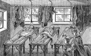 საფრანგეთის მორგებში, ვიტრინებში გამოფენილი ცხედრები, მე-19 ს. რატომ იქცეოდნენ ასე?
