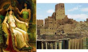 როგორ ააყვავა და გაანადგურა ერთმა კაშხალმა დიდებული  იმპერია და  «საკმეველის გზა»