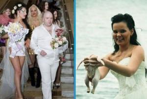 ფოტოები ქორწილიდან, რომლებიც არასდროს დაგავიწყდებათ