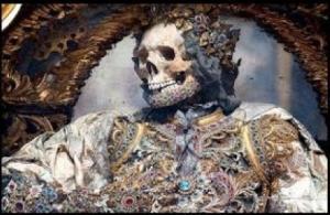 ვატიკანის კატაკომბების უკიდურესად გასაიდუმლოებული დოკუმენტი