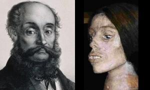 მე-18 საუკუნის დაკარგული მეცნიერების საიდუმლო, რომელიც ცხედრებს ქვად აქცევდა