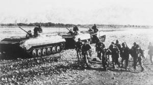 საბჭოთა ჯარები ავღანეთში და მისი შედეგები