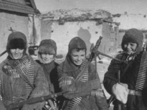 ბრძოლა სოფლისთვის: როგორ მოიგერია 11 ბავშვმა გერმანიის შეტევა