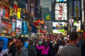 საინტერესო ფაქტები  ნიუ იორკსა და მის მაცხოვრებლებზე