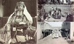 ჩრდილოეთ აფრიკა 130 წლის წინ- საკოლექციო ფოტოსურათები ისტორიებით