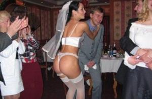 ვერ შემდგარი კრეატივი ანუ როგორი არ უნდა იყოს ქორწილის ფოტოები