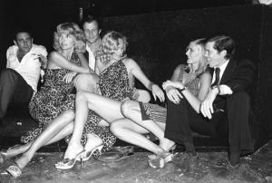 """ეს იყო  თანამედროვე  """"სოდომი და გომორი""""-კლუბი Studio 54"""