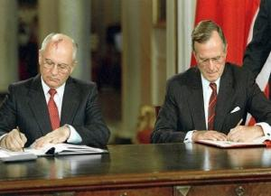 სსრკ-ს რა ტერიტორია მისცა გორბაჩოვმა შეერთებულ შტატებს 1990 წელს
