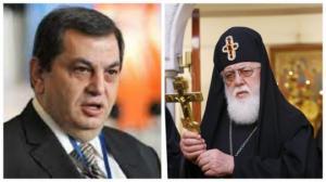 ჩეკისტური, უვიცი და მომხვეჭელი, რუსების ბრძანების შემსრულებელი ყანდურების ორგანიზაცია-დავით ბერძენიშვილი ილია II-ს და საპატრიარქოს აკრიტიკებს