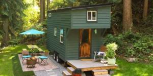 თუ პატარა სახლის აშენება გადაწყვიტეთ, ეს პროექტი ნამდვილად შთაგაგონებთ!