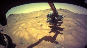 ნასას როვერმა  მარსზე სიცოცხლის ნიშნების ძებნა დაიწყო
