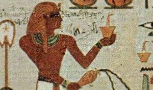 ძველი ეგვიპტელების  ალქიმიური საიდუმლოებანი
