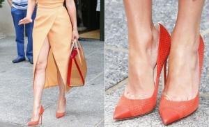 აი, რატომ ირგებენ დიდი ზომის ფეხსაცმელებს ცნობილი სახეები