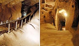 ახალი ათონის მღვიმეში მიწისქვეშა ცივილიზაციის ქალაქი აღმოაჩინეს
