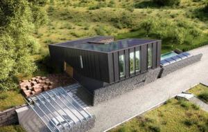 წარმოუდგენელი სახლი ნორვეგიაში, რომელიც ინტერნეტში ნამდვილ ჰიტად იქცა, და იცით რატომ?