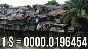 გამოვლინდა მსოფლიოს ყველაზე ღარიბი ქვეყნების შვიდეული