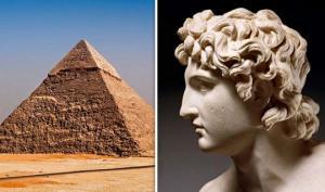 ეგვიპტის ყველაზე ცნობილი ბერძენი ფარაონები