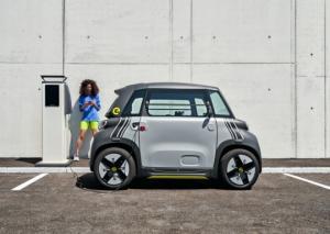 ოპელის ახალი ავტომობილი, რომლის მართვა 15 წლის მოზარდებსაც შეუძლიათ