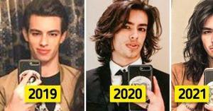 15+ მამაკაცი, რომლებმაც სტერეოტიპების მიუხედავად თმა გაიზარდეს და არ წააგეს